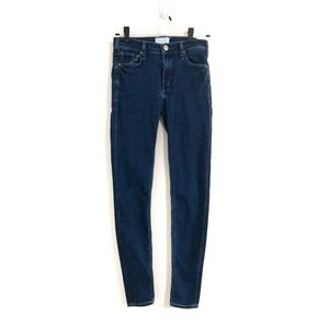 McGuire High Rise Newton Stretch Skinny Jeans